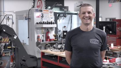 Swarfcast Ep. 21 – John Saunders, Entrepreneur and Self-taught Machinist