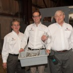 Holding Chips at Screw Machine Innovations Seminar