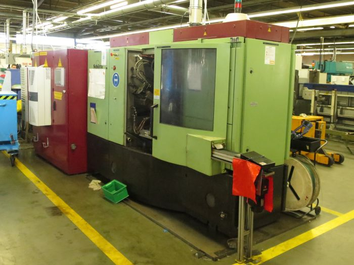 Schutte S 32 PC Multi-Spindle Screw Machine