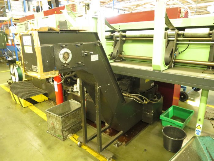 Schutte S 32 PC, IEMCA SIR bar loader