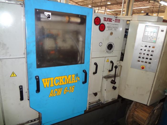 Wickman ACW 6-16