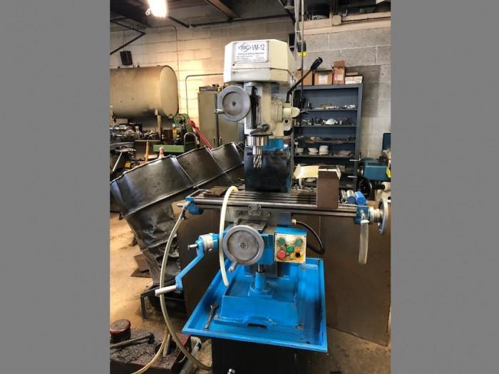 KBC VM-12 Mill
