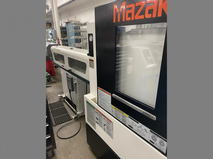 Mazak Quick Turn Smart 250