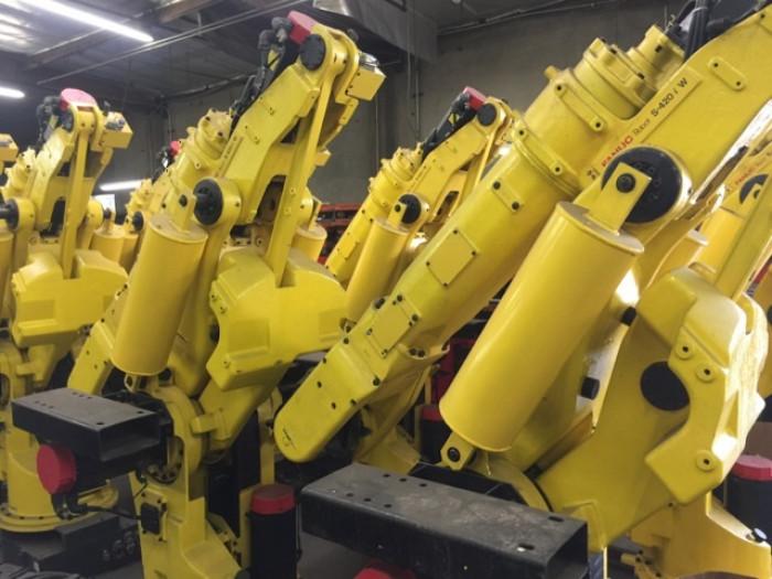 Fanuc Robot S-420iW