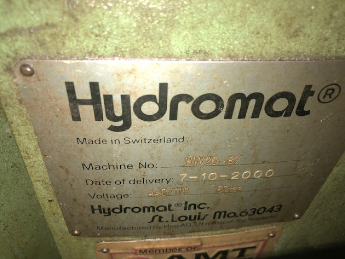 Hydromat Pro 20
