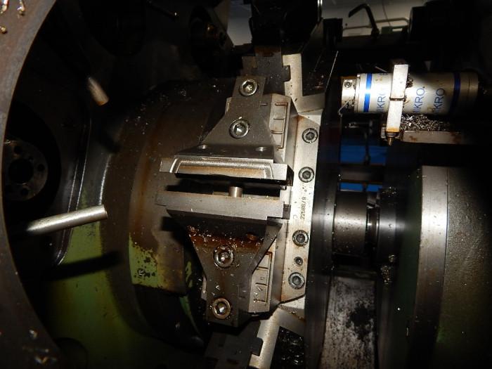 V-8 Hydromat Transfer Machine