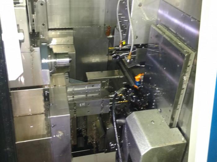 Tornos EvoDECO 32/10 CNC Swiss Lathe