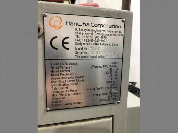 Hanwha XD32H