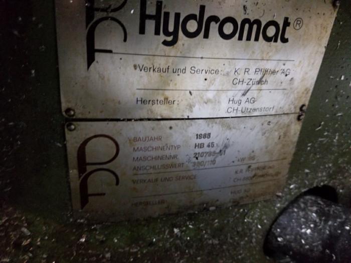 Hydromat HB45-12