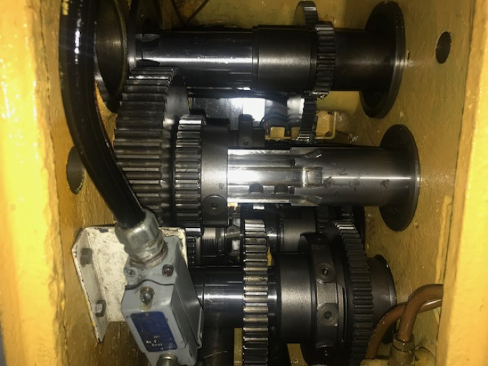 "Wickman 1-34"" 6-Spindle"