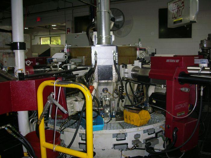 Hydromat EPIC HW25-12 CNC Rotary Transfer