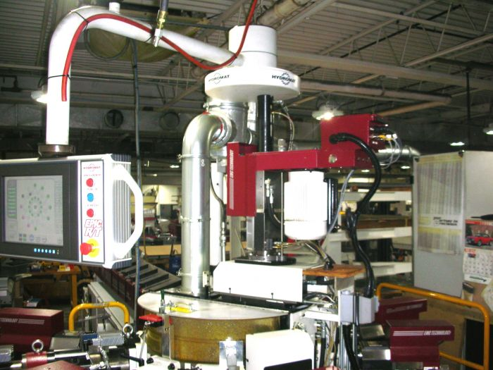 12-station Hydromat Rotary Transfer Machine