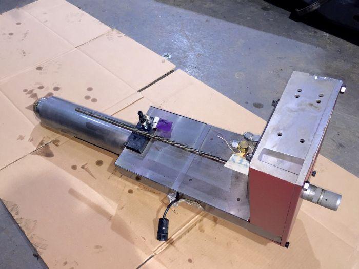 Hydromat EPIC 36-100  Turning/Drilling Unit, HSK style
