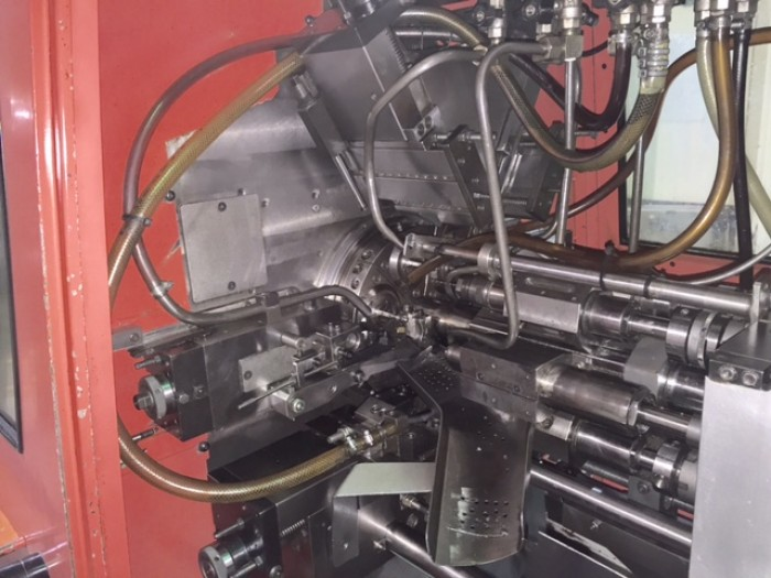 Gildemeister GM20 Screw Machine
