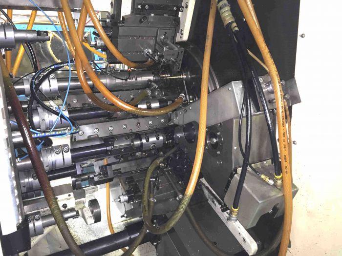 Euroturn 8-32 Spindle Stopper Rebuilt