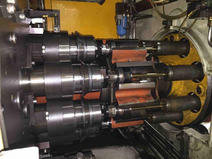 Euroturn Multi-spindle screw machine form Graff-Pinkert