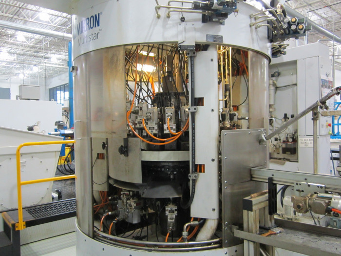 Mikron CX-24 Rotary Transfer Machine