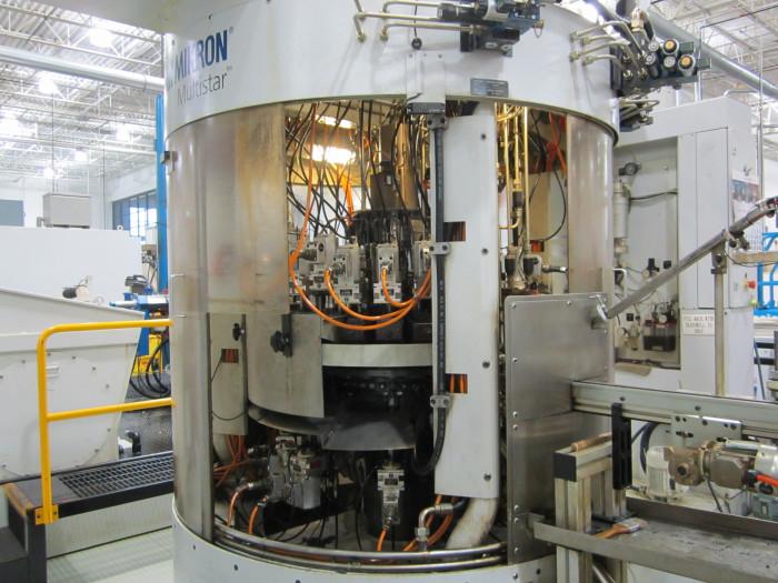 Mikron CX-24 Rotary Transfer Machine