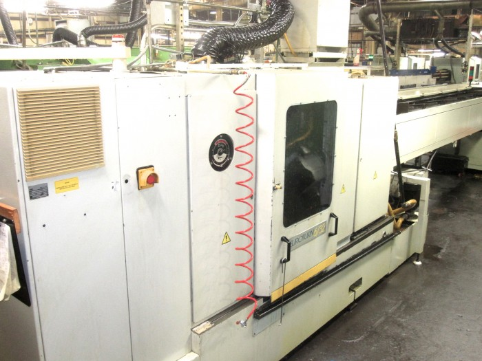 Euroturn (ZPS) 6-42, Multi-spindle Screw Machine