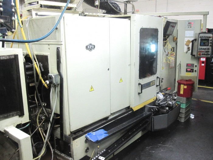 Euroturn (ZPS) 6-32M, Multi-spindle Screw Machine