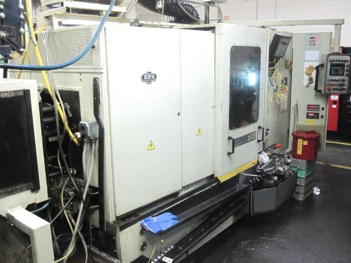 Euroturn (ZPS) 6-32M, Multi-spindle Screw Machine