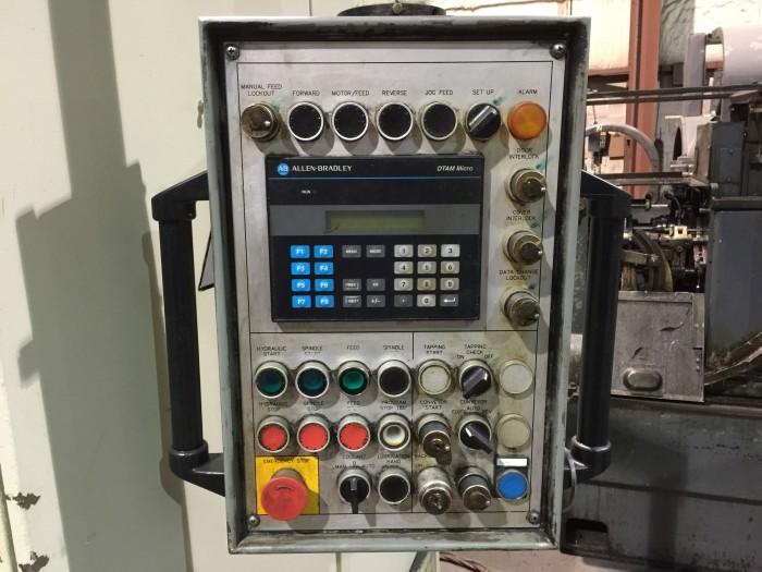 Euroturn (ZPS) 6-42, Multi-spindle Screw Machine