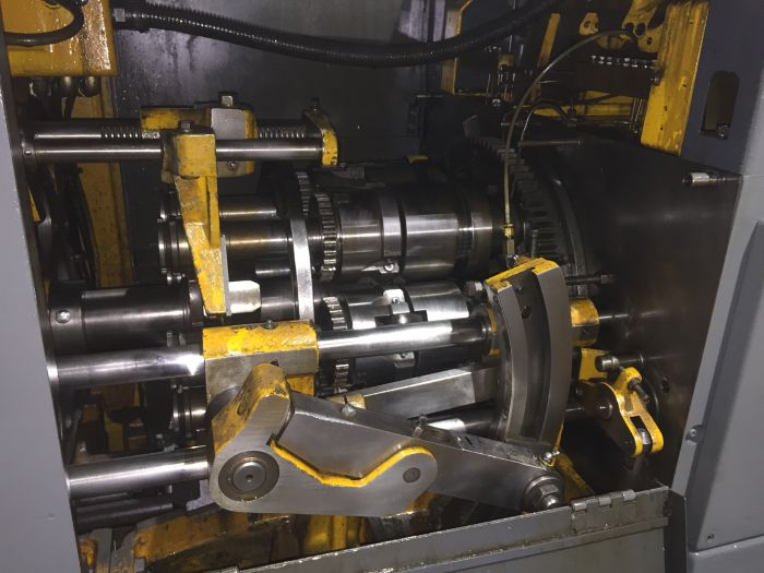 "Wickman Group, 1-3/4"" 6-Spindle Multi-Spindle Screw Machine"