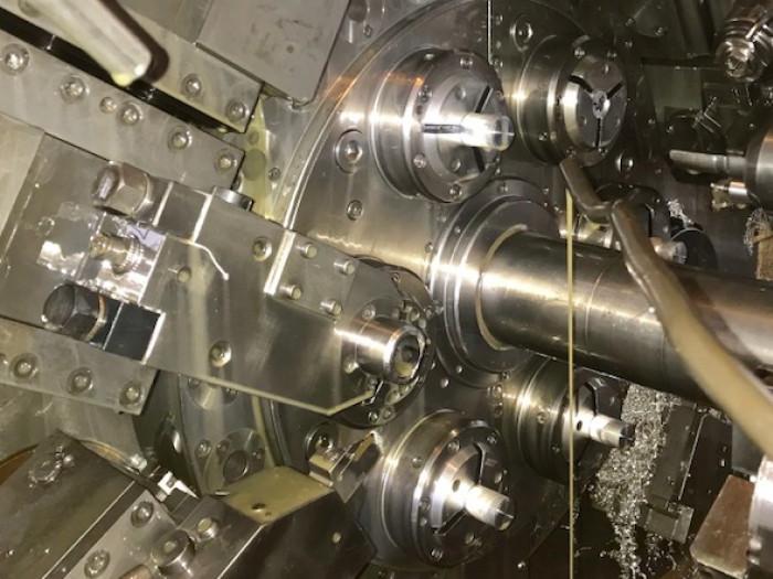 INDEX MS42C CNC Screw Machine