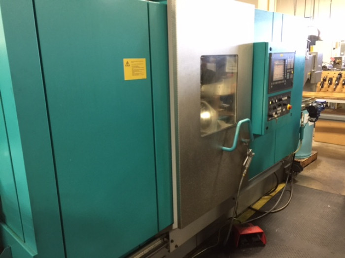 INDEX CNC Lathe C200