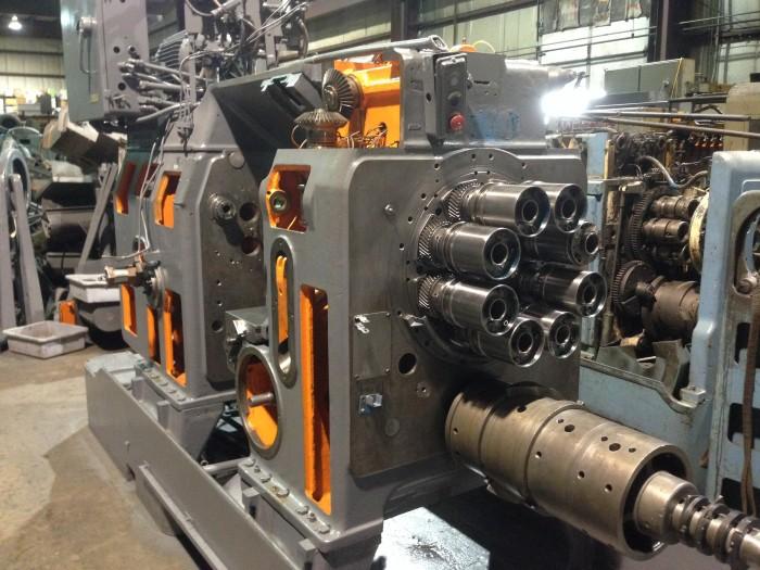"""ACME-GRIDLEY 1-1/4"""" RB-8 (Rebuild Process)"""