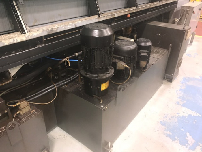 INDEX MS32C CNC Multi-Spindle