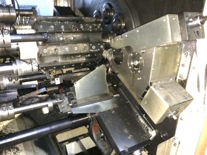 Euroturn 8-32 Multi-Spindle Screw Machine