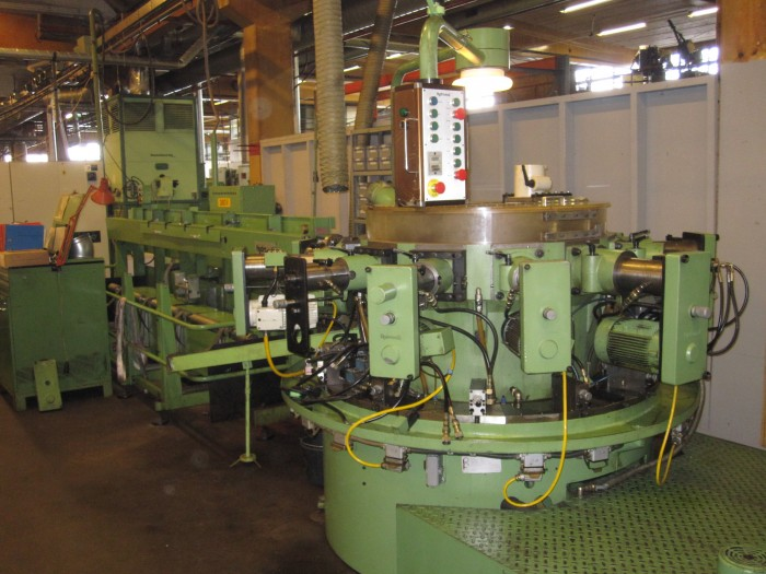 Hydromat HB45-12 Rotary Transfer Machine