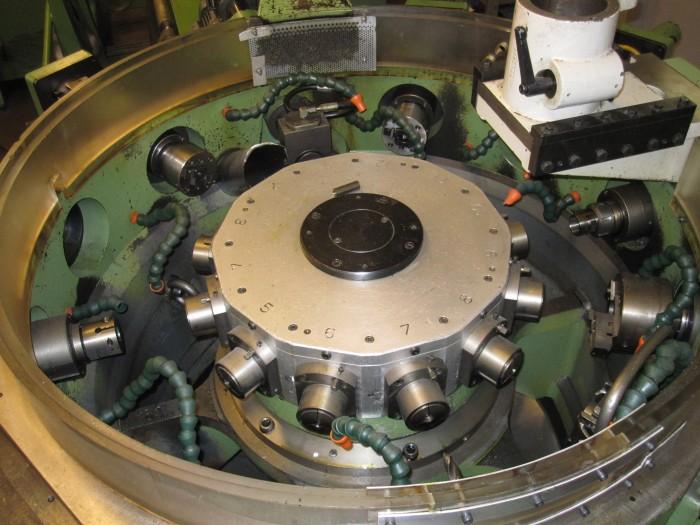 Hydromat HB45-12 Rotary Transfer Machine