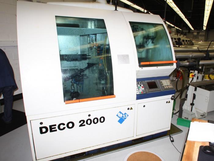 Tornos DECO 2000-13