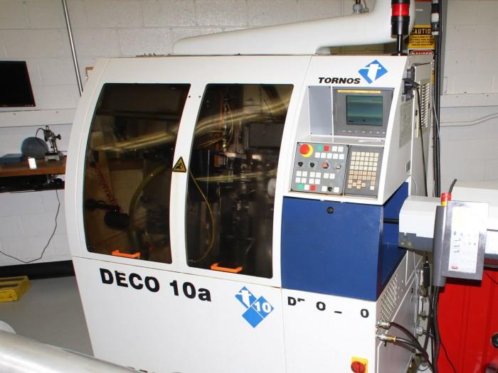 Tornos DECO-10a