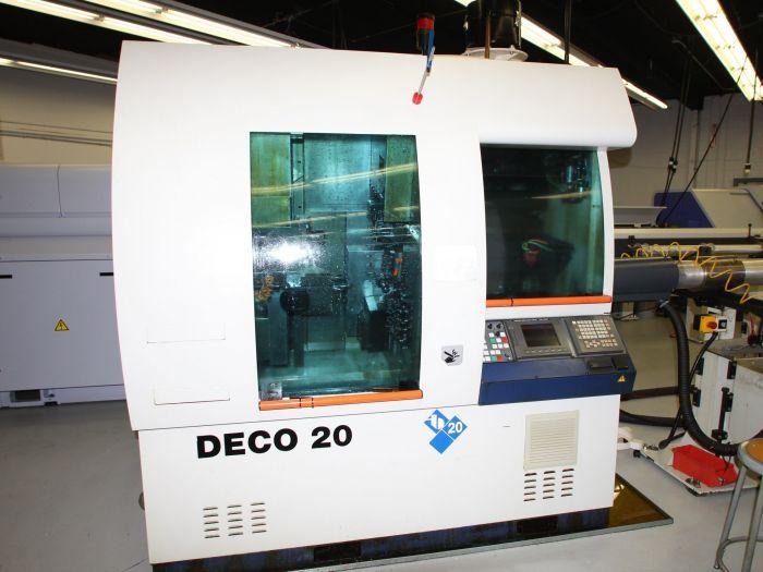 Tornos DECO 2000-20