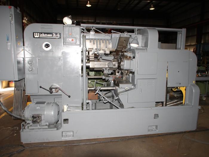 """Wickman 3-1/4"""" Screw Machine"""