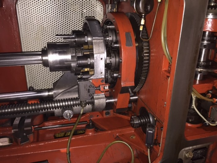 Gildemeister GM20 AC Multispindle screw machine