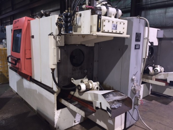 Gidemeister GM20 Multi-spindle lathe