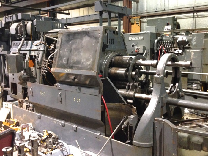 """Acme Gridley 2"""" RB-6 Multi-Spindle Screw Machine"""