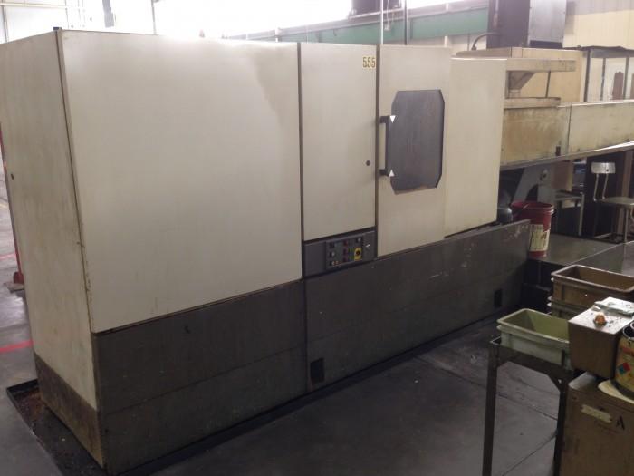 INDEX-WERKE KG MS 25E Multi-spindle Screw Machine