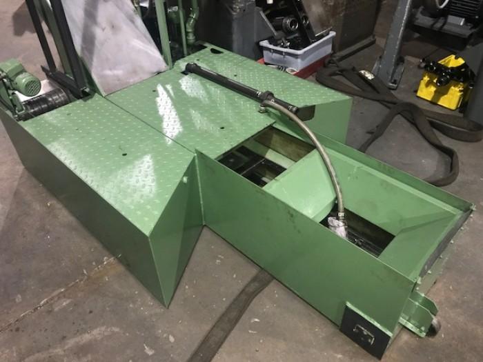 Knoll Chip Conveyor System