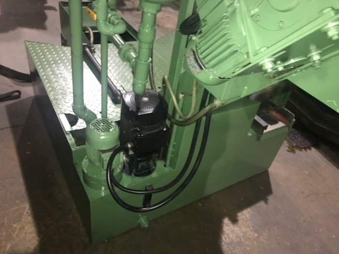 Hydromat HW25-12 Chip Conveyor