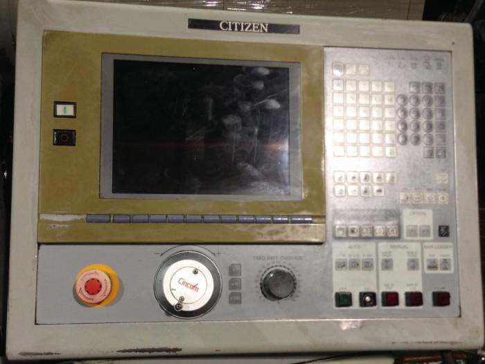 CITIZEN L20 TYPE VII, CNC SWISS LATHE