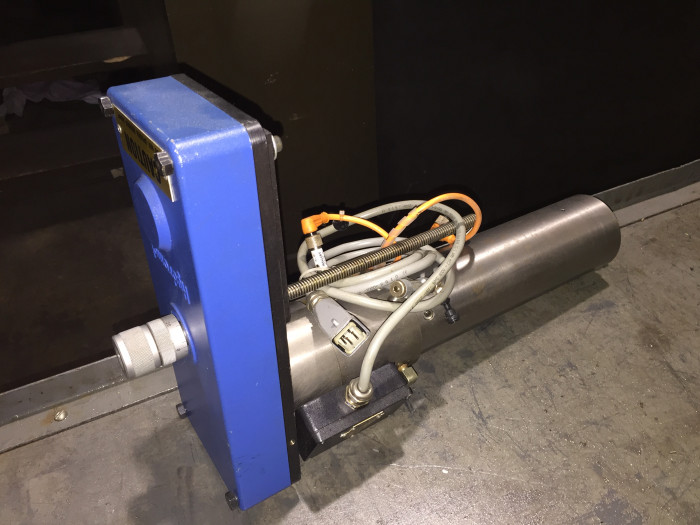 Hydromat Threading Unit, 20-Series