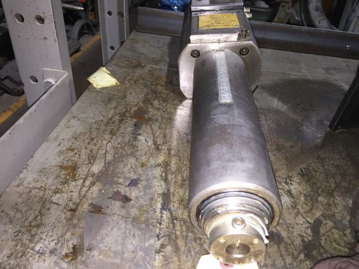 Hydromat 26-80 Drilling/Turning Unit, PCM style