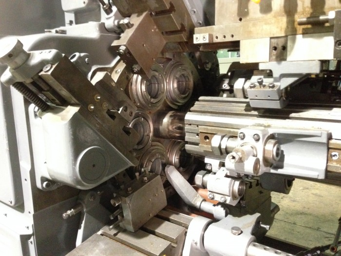 "Wickman 3-1/4"" Screw Machine"
