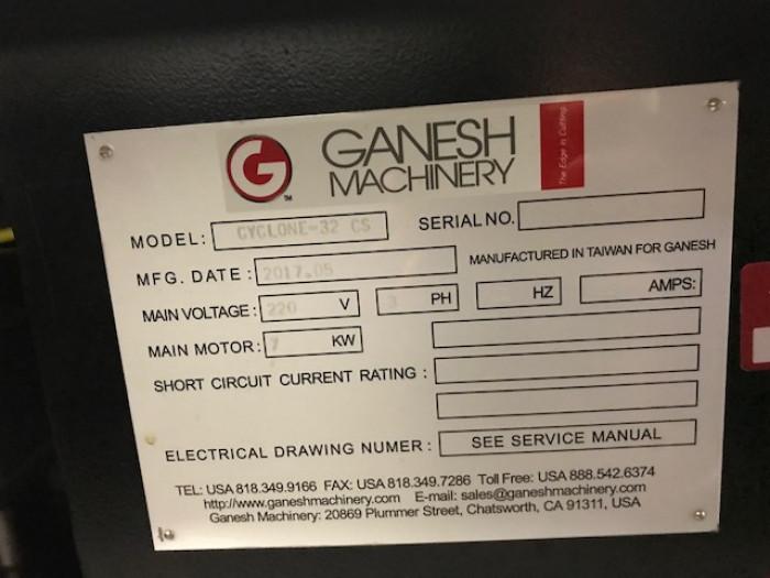 Ganesh Cyclone-32 CS