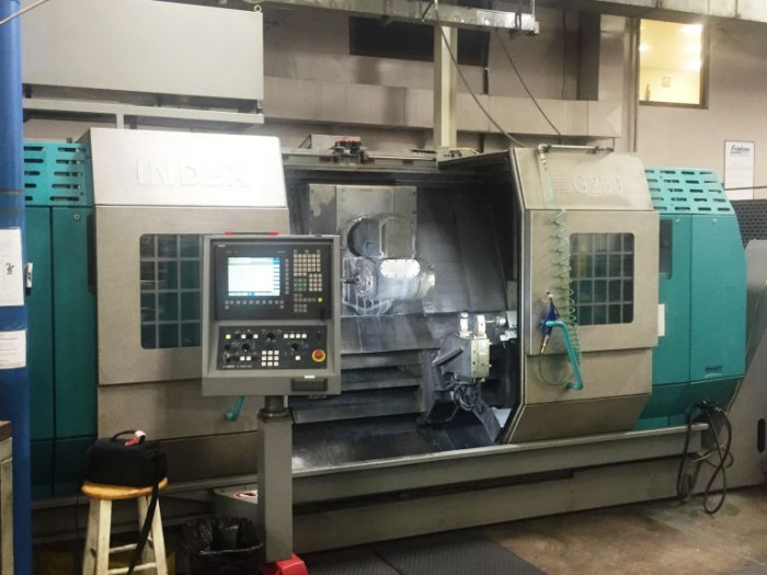 INDEX G250 CNC Lathe